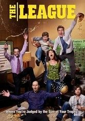 Get drafted into the hilarious first season of The League, a full-contact look at the hyper-competitive, hysterically unrestrained world of fantasy football! Mark Duplass, Thing 1, Fantasy Football, Best Shows Ever, Funny People, Season 1, Favorite Tv Shows, Favorite Things, Movie Tv