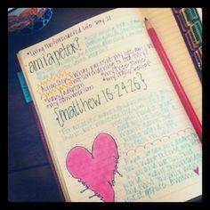 Visual inspiration for prayer journal. Scripture Art, Bible Art, Bible Verses, Faith Bible, Faith In God, Prayer Book, Prayer Journals, My Journal, Bible Journal