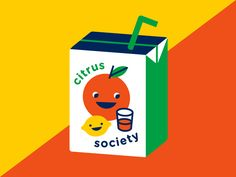 I love citrus fruits. Who wants to be part of my club?