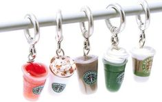 mini Starbucks....how cute :)