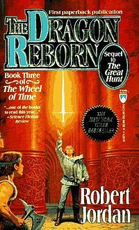 """""""The Dragon Reborn"""" by Robert Jordan the third book in the Wheel of Time series (which is my personal favorite.)"""