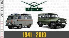 W.C.E - UAZ Evolution (1941 - 2019) Evolution, Eastern Europe, Truck, Classic, Youtube, Guys, Derby, Trucks, Classical Music