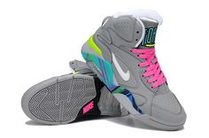 Cheap Nike Air Force 180 Mid Charles Barkley For Men Shoes Grey Kevin Durant Basketball Shoes, New Basketball Shoes, Kevin Durant Shoes, Kobe Basketball, Kobe 9 Shoes, Kd 6 Shoes, Nike Lebron, Lebron 11, Nike Zoom