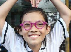 ChildVision Glasses, gafas autoajustables en dioptrías para niños del Tercer…