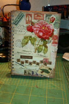 Smash book/Junk Journal