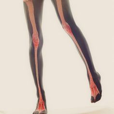 picture of tokone Flamingyo Tights 1
