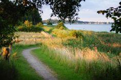 Fjordstien i Rørvig