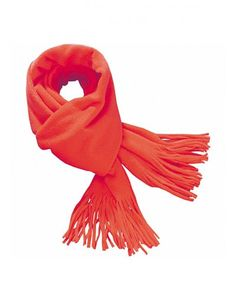Sciarpa-in-pile-con-frange-03047-rosso