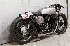 Honda CB750:: Made Men Bikes | 8negro
