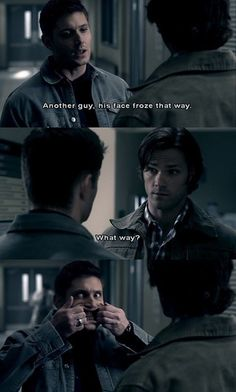 This way | Supernatural