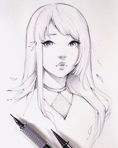 how to draw anime photos art lips Drawing Cartoon Faces, Anime Drawings Sketches, Cool Art Drawings, Face Sketch, Character Drawing, Animation Character, Character Sketches, Character Illustration, Character Design