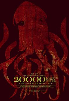 #20000leaguesunderthesea #movieposter #poster #movies