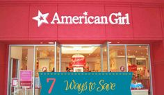 Use these tips to save on one of the most expensive dolls I've ever come across.  7 ways to save at the American Girl store.  Your kids will love this one.