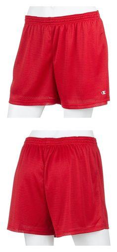 cedc678761392c Champion Women's Athletic Classics Mesh Short, Black, Small at Amazon  Women's Clothing store: Navy Mesh Shorts