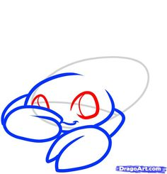 how to draw a scorpion for kids step 4