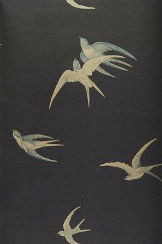 Izanami | Papier peint romantique | Motifs du papier peint | 64 €