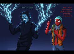 Amazing Spider-man 2 by daekazu.deviantart.com on @deviantART