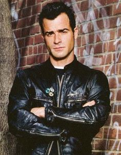 Men's Leather Jackets: How To Choose The One For You. A leather coat is a must for each guy's closet and is likewise an excellent method to express his individual design. Leather jackets never head out of styl Undercut Men, Justin Theroux, Ideal Man, Gq Style, Christian Grey, Haircuts For Men, Leather Men, Leather Jackets, Hot Guys