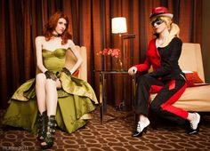 Poison Ivy & Harley Quen