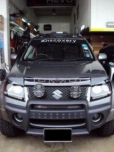 Revo Performance Pte Ltd — Suzuki Grand Vitara Front Bumper Body Kit