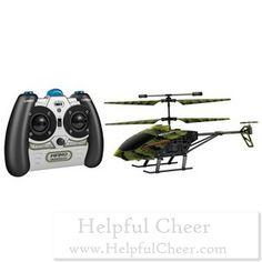 Camo Nano Hercules Unbreakable IR RC Helicopter Shop Black Friday Doorbusters Now Thousands of Deals