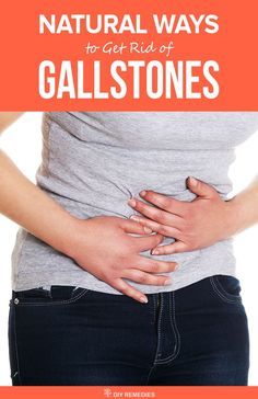 Natural Ways to Get Rid of Gallstones   Women are more prone to these gall stones. Aging (above 40 years), overweight or obese, pregnancy, hormonal imbalance, genetics, poor diet, liver problems, lack of physical activity, diabetes, losing weight too quickly, fasting, intake of a high-fat diet, etc. are some other reasons or risk factors of gall stones.  #Gallstones #NaturalWays