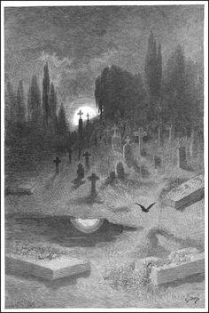 Gustave Doré: The Raven