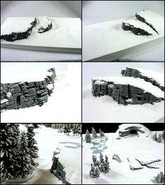 Snow Tables