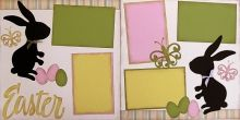 Easter page idea