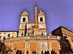 My photography, Italy, Rome, Spanish steps..... Elham Zaid.