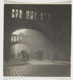 Josef Sudek, In Nekázanka Street, Prague, 1928