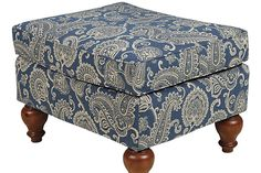 Pretty in Paisley for the Home