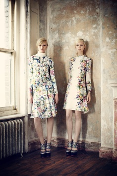 PRE-COLLECTIONS   FALL/WINTER 2013-2014  Erdem