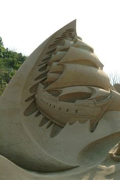 (a):Sand Sculpture:May 2009 | Flickr - Photo Sharing!