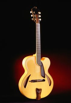 James D'Aquisto Archtop Guitar