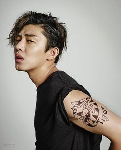 When it comes to photoshoots, actor #YooAhIn is one to never disappoint!