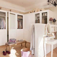 future resident of Scotland. Dressing Room Closet, Closet Bedroom, Dressing Rooms, Master Bedroom, Interior Styling, Interior Decorating, Interior Design, Made To Measure Furniture, Dream Closets