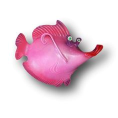 Fish with Attitude - Artist Mike Quinn