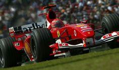 #1 Michael Schumacher...Scuderia Ferrari Marlboro...Ferrari F2004...Motor Ferrari 053 V10 3.0...GP San Marino 2004