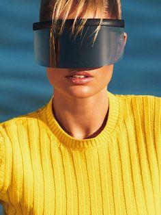 Photo Doutzen Kroes for Vogue Paris May 2015