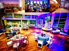 The Where and the Why: 10 Popular San Diego Corporate Event Venues  Ultimate Skybox / Downtown Gaslamp