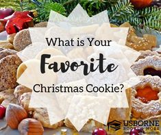 Post your favorite Christmas Cookie to be enter into a Christmas Drawing being held on December ( No purchase necessary.