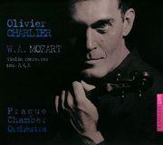 Mozart: Violin Concertos Nos. 3, 4 & 5 [CD], 15698681