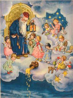 Christmas Angels at Work  ♥