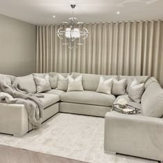 Luxury Sofa, Luxury Living, Luxury Interior, Interior Design, U Shaped Sofa, Beautiful Sofas, Fabric Sofa, Fabric Samples, Sofa Design