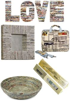 recycled newspapers http://www.bloomize.com/newspaper-etc-2/