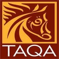 TAQA Oil An Abu Dhabi owned Oil company, helping to launch the brand in the UK. Casablanca, Bakery Logo, Logo Design, Company Logo, Logos, Abu Dhabi, Islamic, Image, Oil