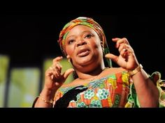 Leymah Gbowee: Unlock the intelligence, passion, greatness of girls #TED