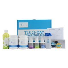 TLS® 21 Day Challenge Kit
