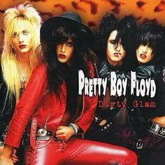 Pretty Boy Floyd, Goth Guys, Glam Metal, Wild Hair, Gorgeous Men, Beautiful, Great Bands, Pretty Boys, Rock And Roll